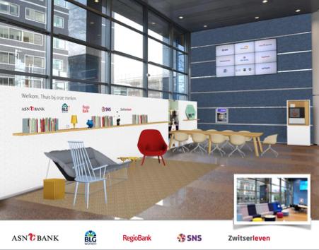 Conceptschets SNS Bank N.V. Merkbeleving
