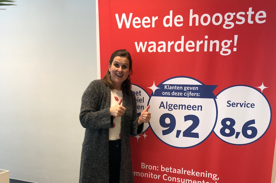 Nathalie Samson interim marketingcommunicatie specialist bij RegioBank