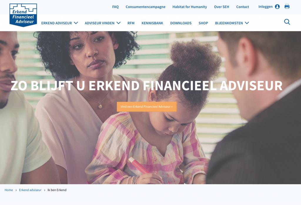Website ontwikkeling Nathalie Samson