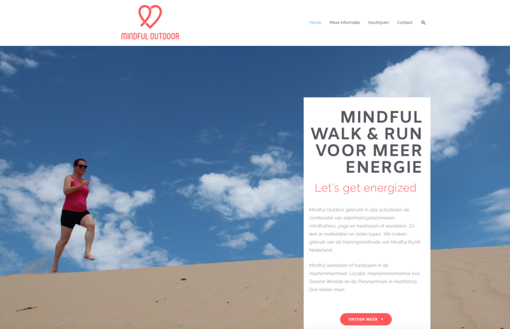 Mindful Outdoor Haarlemmermeer door Nathalie Samson